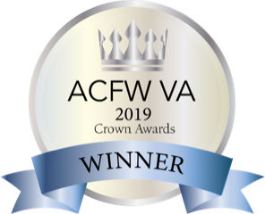 2019 ACFW VA Crown Award Winner!