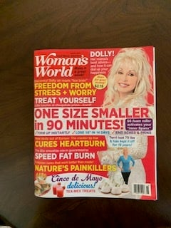 Woman's World Magazine!